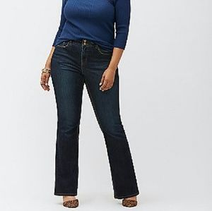 18 Short Lane Bryant Boot-Cut T3 Jeans